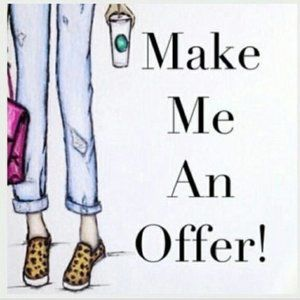 NOW taking reasonable offers!